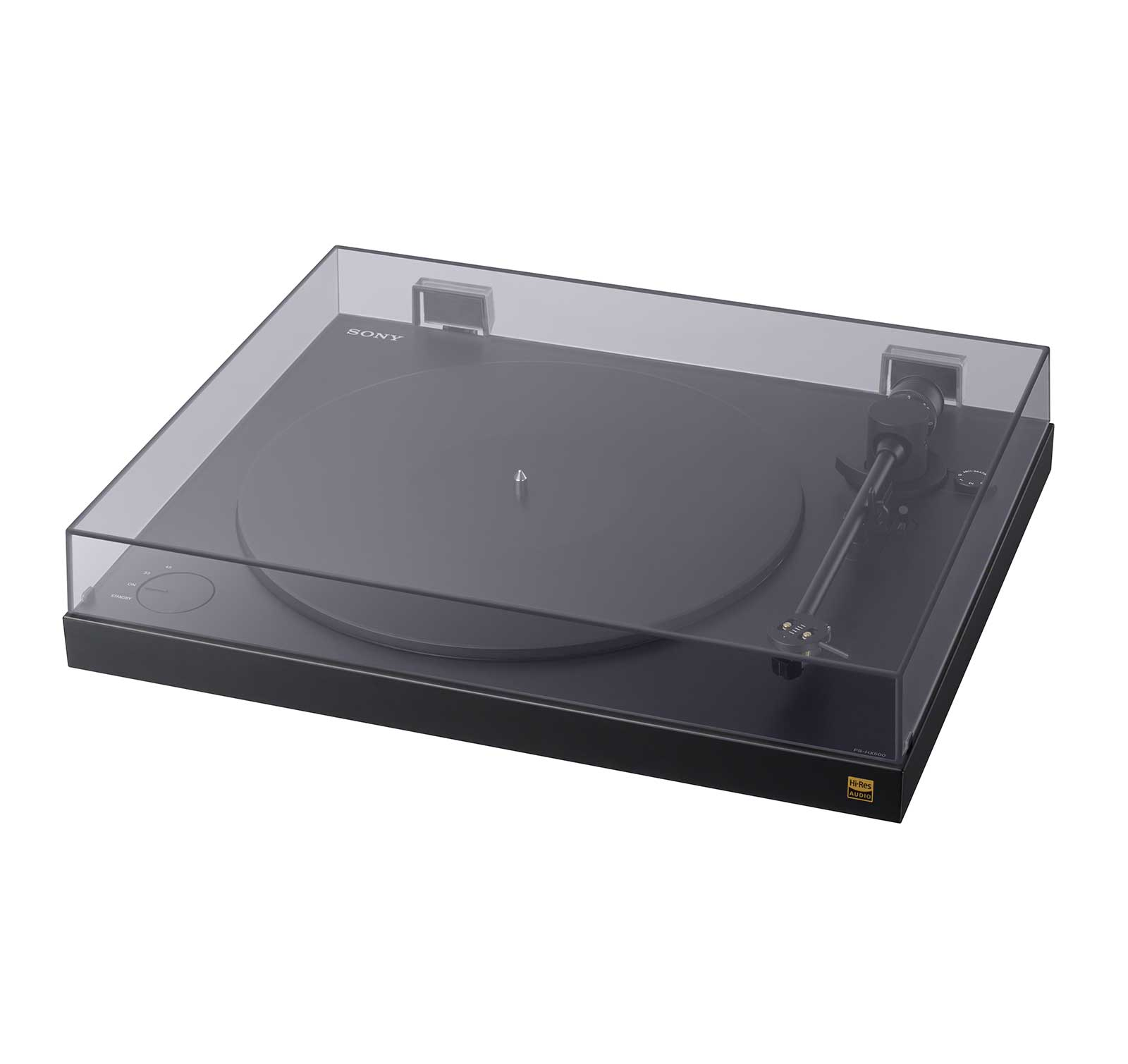 Sony PS-HX500 Open Box USB Turntable with High-Resolution Recording by Sony