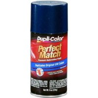 Duplicolor BGM0506 Perfect Match Automotive Paint, GM Indigo Blue Metallic, 8 Oz Aerosol Can