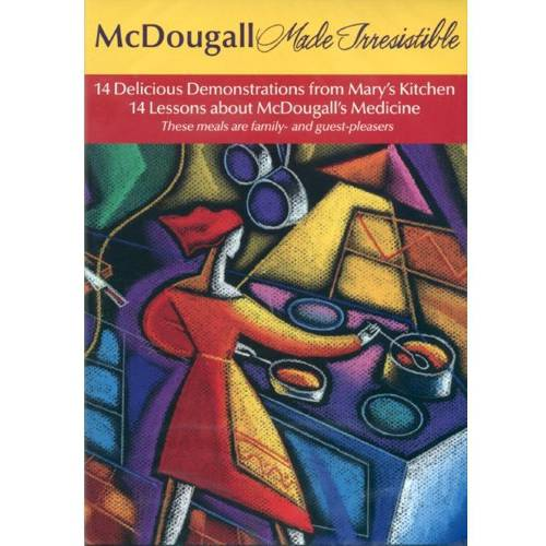McDougall Made Irresistible (Full Frame)