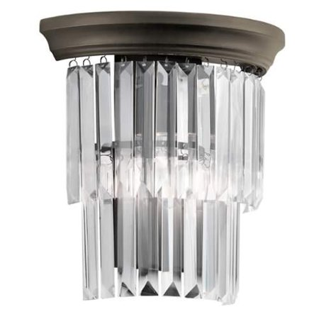Kichler 43749 Emile 1 Light 12