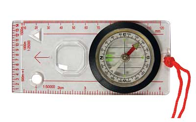 Deluxe Map Compass by UST Brands LLC