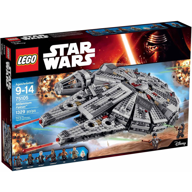 Lego Star Wars TM Millennium Falcon 75105 by LEGO Systems, Inc.