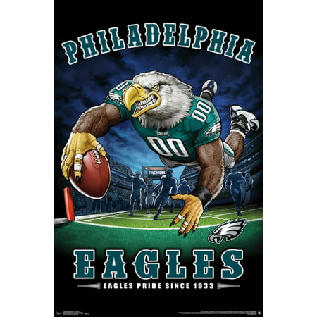 PHILADELPHIA EAGLES - END ZONE 17