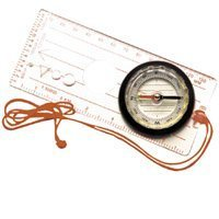 Rothco Deluxe Map Compass 2662