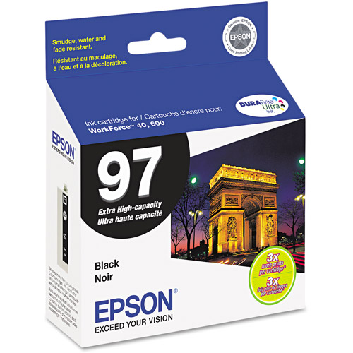 Epson WorkForce 40/600 Inkjet Ink Cartridge