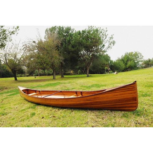 Old Modern Handicrafts Real Canoe 18