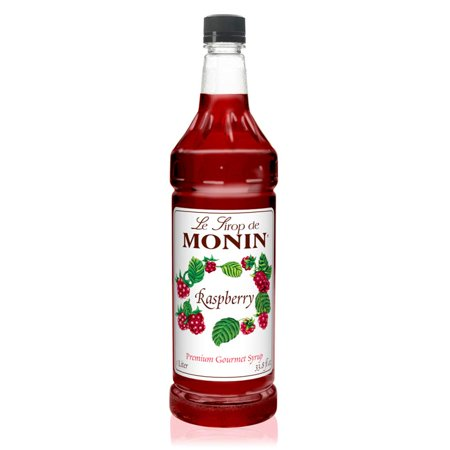- Raspberry Syrup, Sweet and Tart, Great for Cocktails and Lemonades, Gluten-Free, Vegan, Non-GMO (1 Liter)