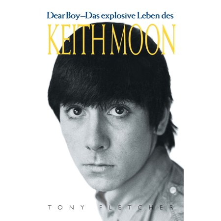 Keith Moon: Dear Boy - eBook - Keith Moon Halloween