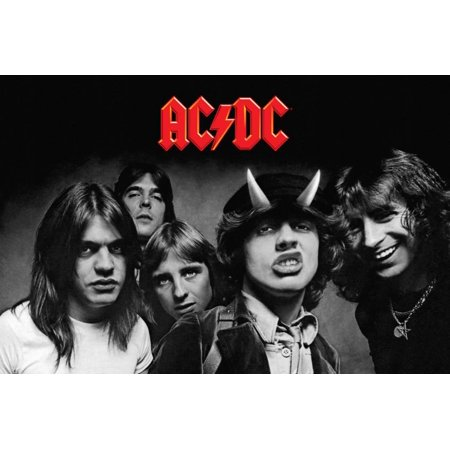 AC/DC Highway To Hell Giant Poster - 60x40 ()