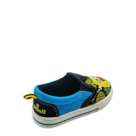 Spongebob & Patrick Casual Adventure Sneaker (Toddler Boys)