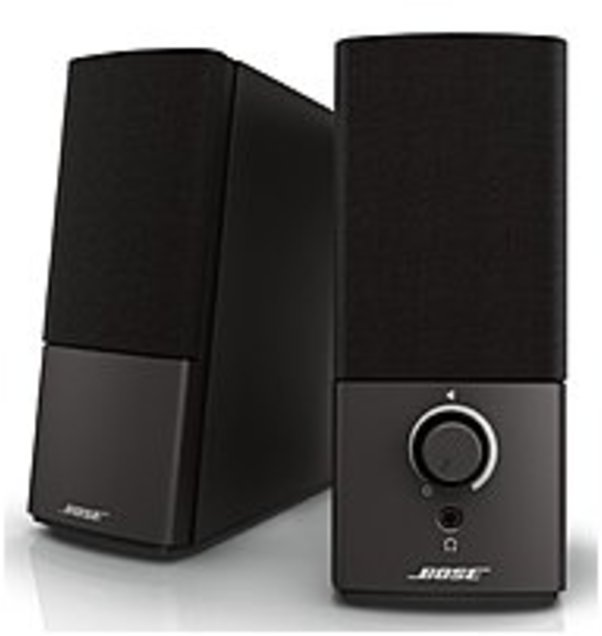 Bose Companion 2 Series III 354495-1100 Speaker System for PC (Refurbished) by Bose