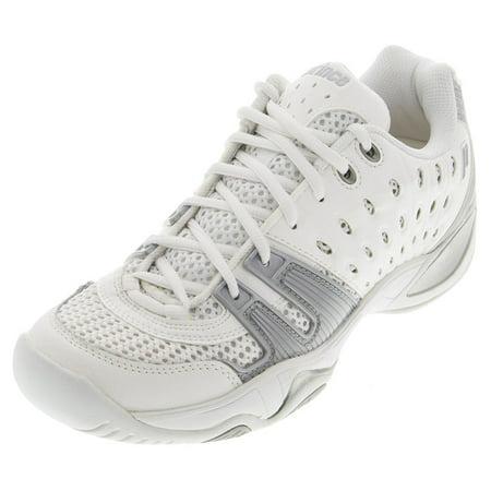 T22 Damens`s Tennis Schuhes Schuhes Tennis Weiß Silver Walmart  5b7e1a