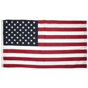 Annin® 3 ft x 5 ft with Grommets Polycotton U.S. Flag