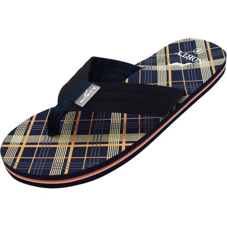 4f94b41d7 NORTY - NORTY Mens Lightweight Thong Flip Flop Sandal for Everyday ...