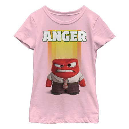Inside Out Girl (Inside Out Girls' Anger Portrait)