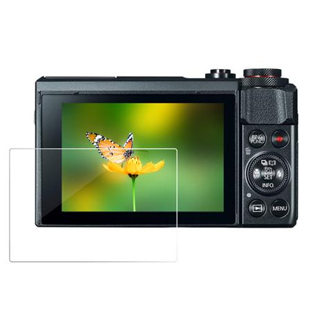 ProOptic Glass Screen Protector for the Canon PowerShot G7 X Digital (Glasses With Camera And Screen)