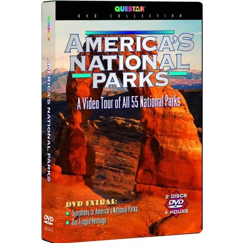 North America's National Parks (Deluxe Box Set)