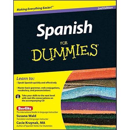 Spanish for Dummies - Spanish For Love