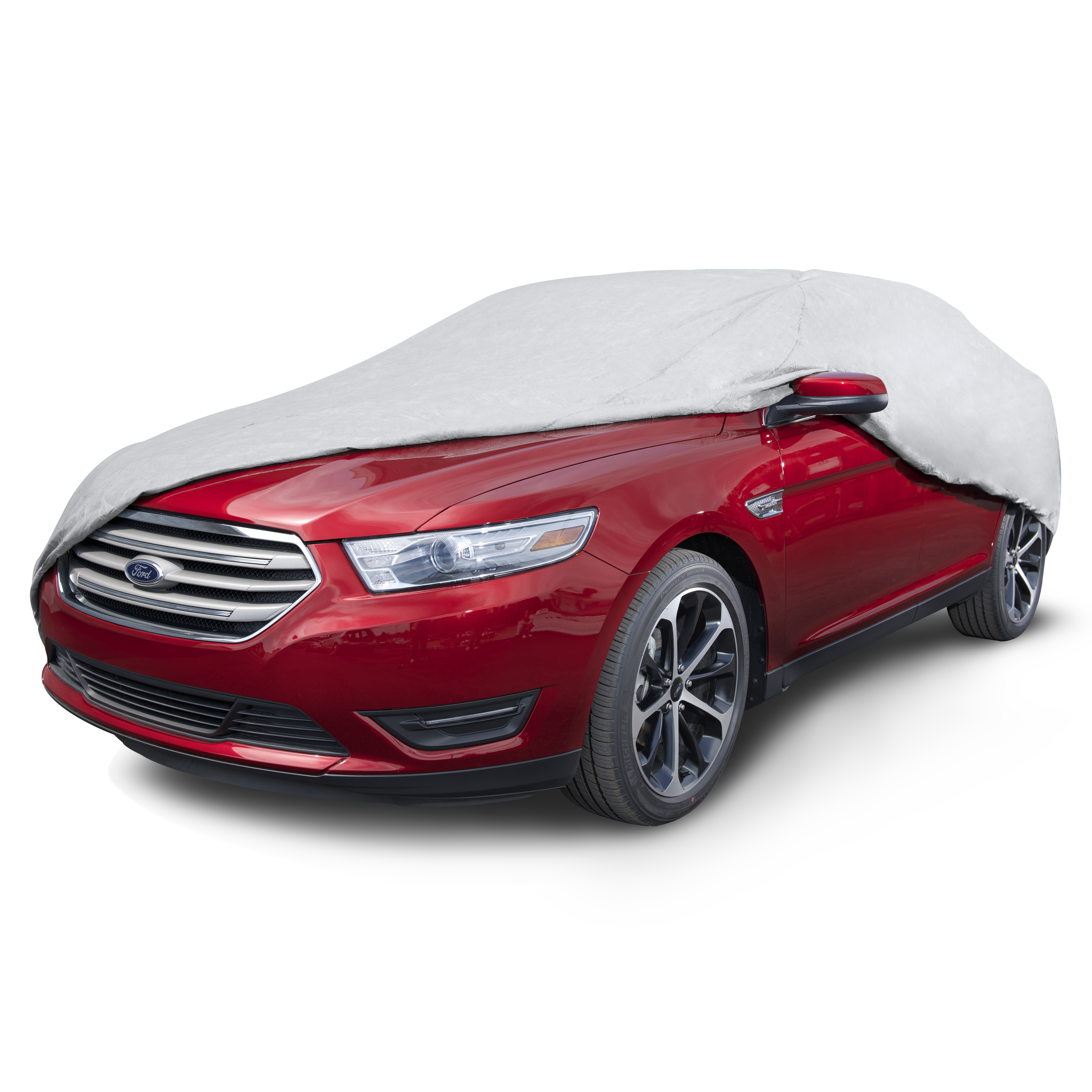 Budge Duro Car Cover, Basic Outdoor Vehicle Protection, 3 Layer Semi-Custom Fit