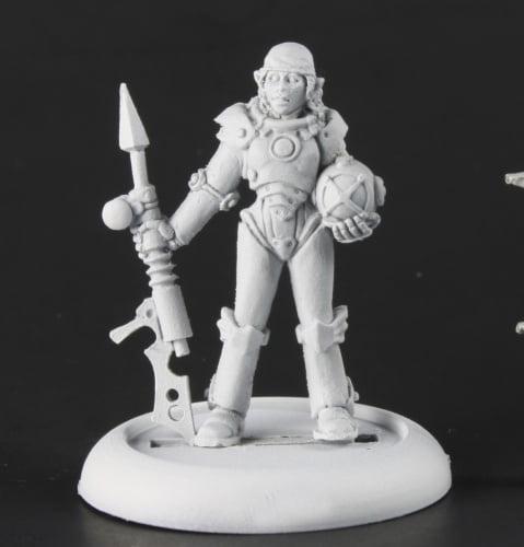 Reaper Miniatures Jewel, Steampunk Aquanaut #50301 Chronoscope RPG Mini Figure