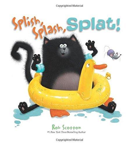 Splish, Splash, Splat! (Splat the Cat) - image 1 of 1