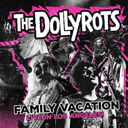Family Vacation: Live In Los Angeles (DVD)