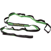 Gold's Gym 12 Level Stretch Assist Strap