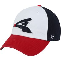 212694217dba4 Product Image Chicago White Sox  47 83 Batter Franchise Cooperstown Fitted  Hat - White Navy