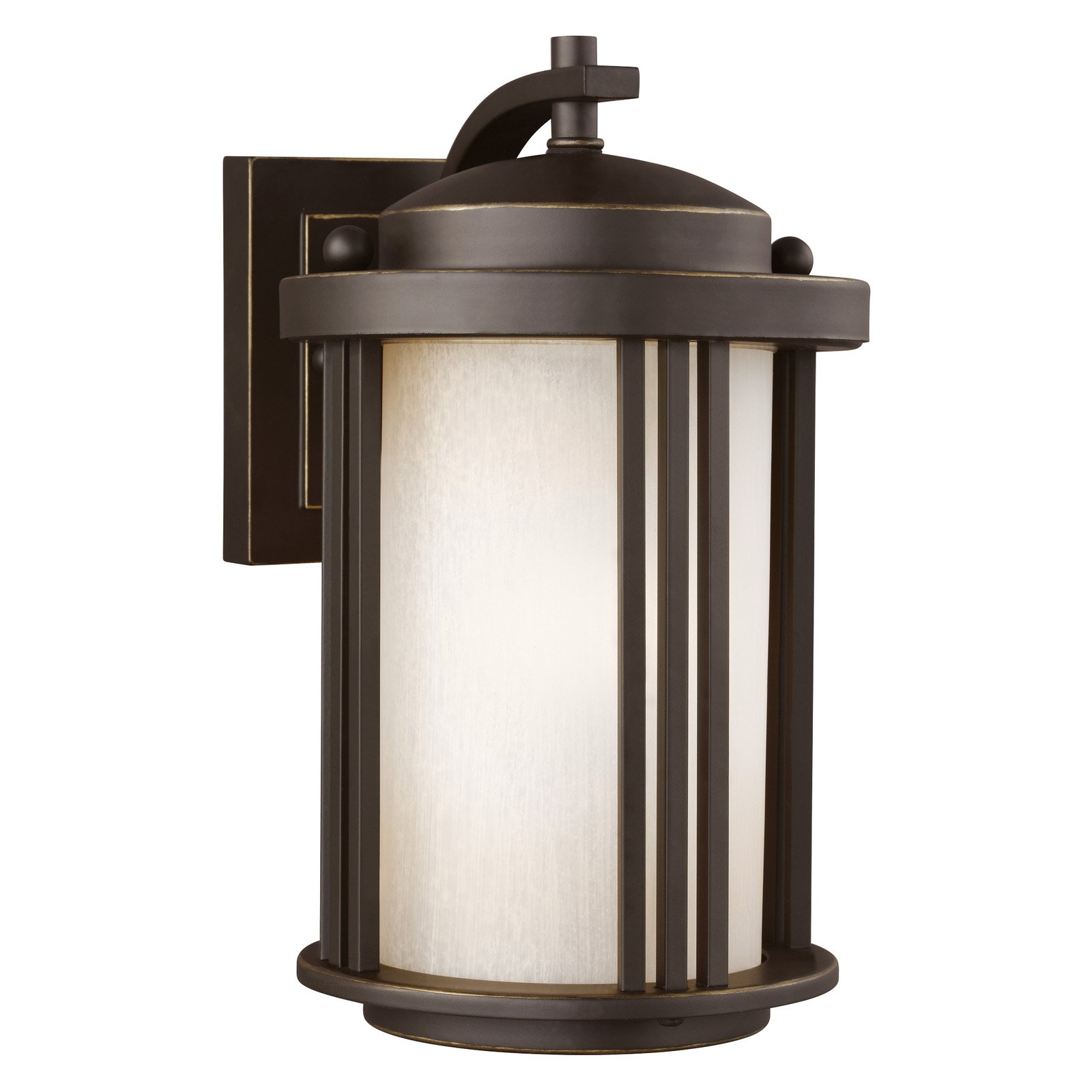 Sea Gull Lighting Crowell 8547901 Outdoor Wall Lantern