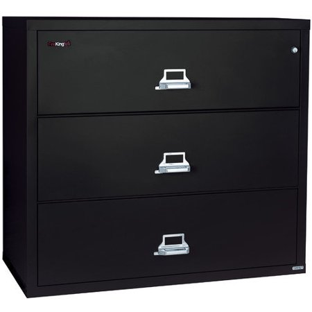 Fireking Fire Fireproof 4 Drawer Lateral File 445 Product Photo