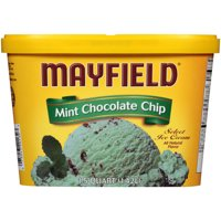 Product Image Mayfield Mint Chocolate Chip Select Ice Cream 15 Qt