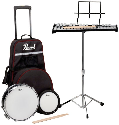 Click here to buy Pearl PL900C Educational Kits Snare & Bell Kit by Pearl.
