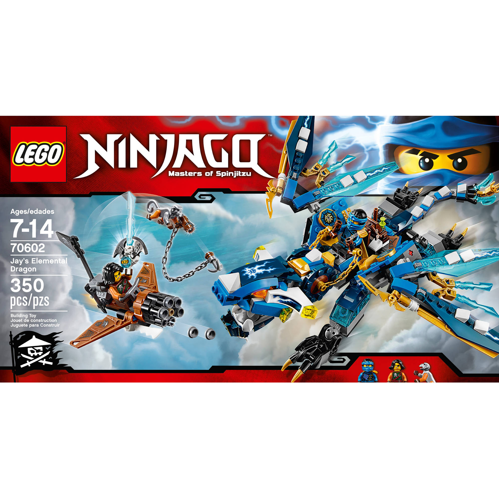 Lego ninjago temple of light play set - Ninja ninjago ...