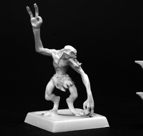 Reaper Miniatures Sinspawn #60007 Pathfinder Miniatures Unpainted RPG D&D Mini