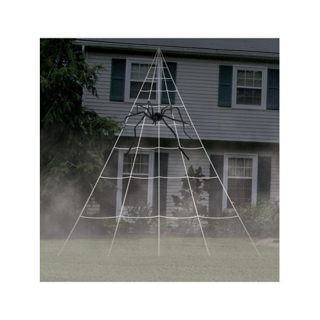 Giant Spider Web Decoration Halloween Decoration