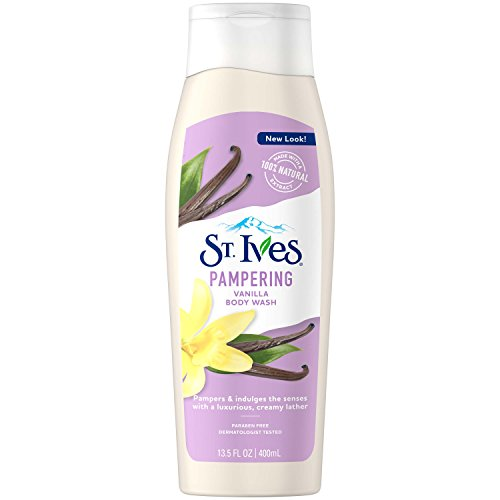St. Ives Rich & Creamy Vanilla Body Wash (Pack of 6)