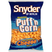 Snyder of Berlin Hulless Cheese Flavor Puff'n Corn, 6.5 oz