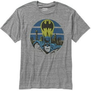 Classic Batman Men's Graphic Tee