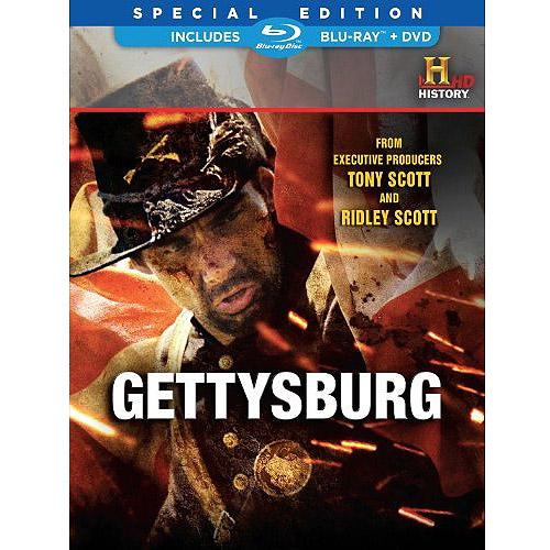 Gettysburg (Blu-ray + DVD)