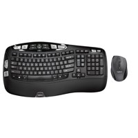 Logitech Comfort Wireless Combo Keyboard and Mouse