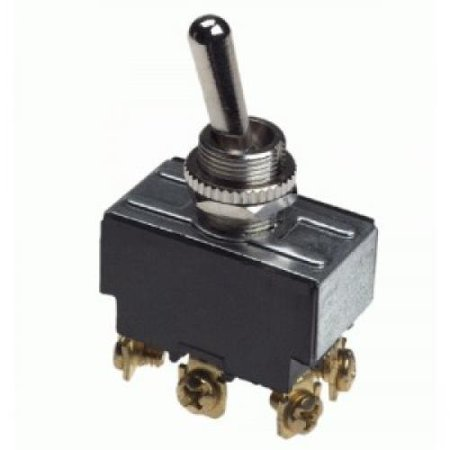 GSW 16 DPDT 20A 125VAC O F O Toggle Switch