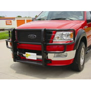 Go Industries 46638 Rancher Black Grille Guard for Ford F150 '04-'07