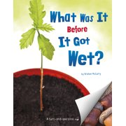 What Was It?: What Was It Before It Got Wet? (Hardcover)
