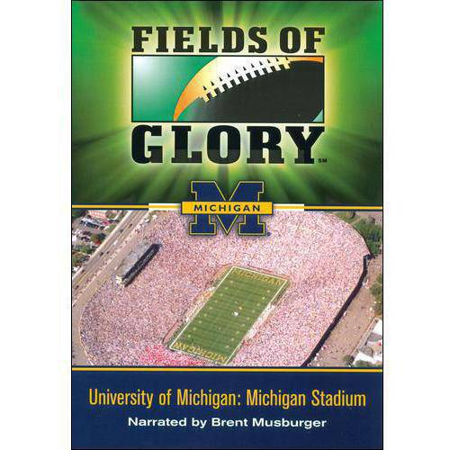 Fields Of Glory: University Of Michigan - Michigan Stadium (Full Frame, Widescreen)