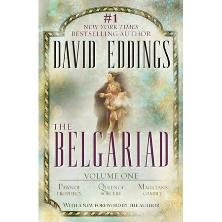 The Belgariad (Vol 1) : Volume One: Pawn of Prophecy, Queen of Sorcery, Magician's - Halloween Gambit