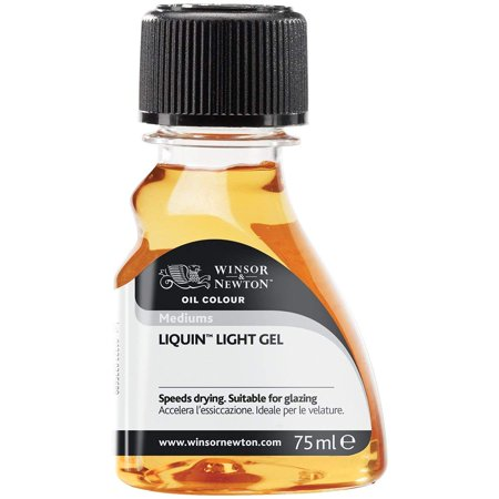 Liquin Light Gel - Liquin Light Gel Medium Bottle, Volume - 75 ml By Winsor Newton