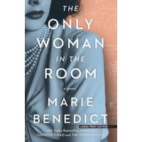 The Only Woman in the Room (Paperback)(Large Print)