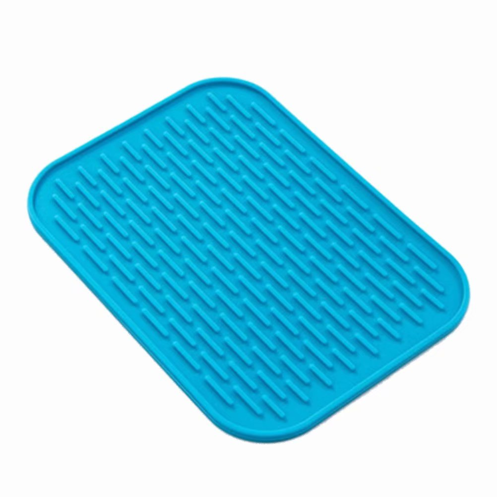 Akoyovwerve Silicone Pot Pad Holder,Anti-hot Trivet Mat Coaster Table Placemat Mat Kitchen Tool by