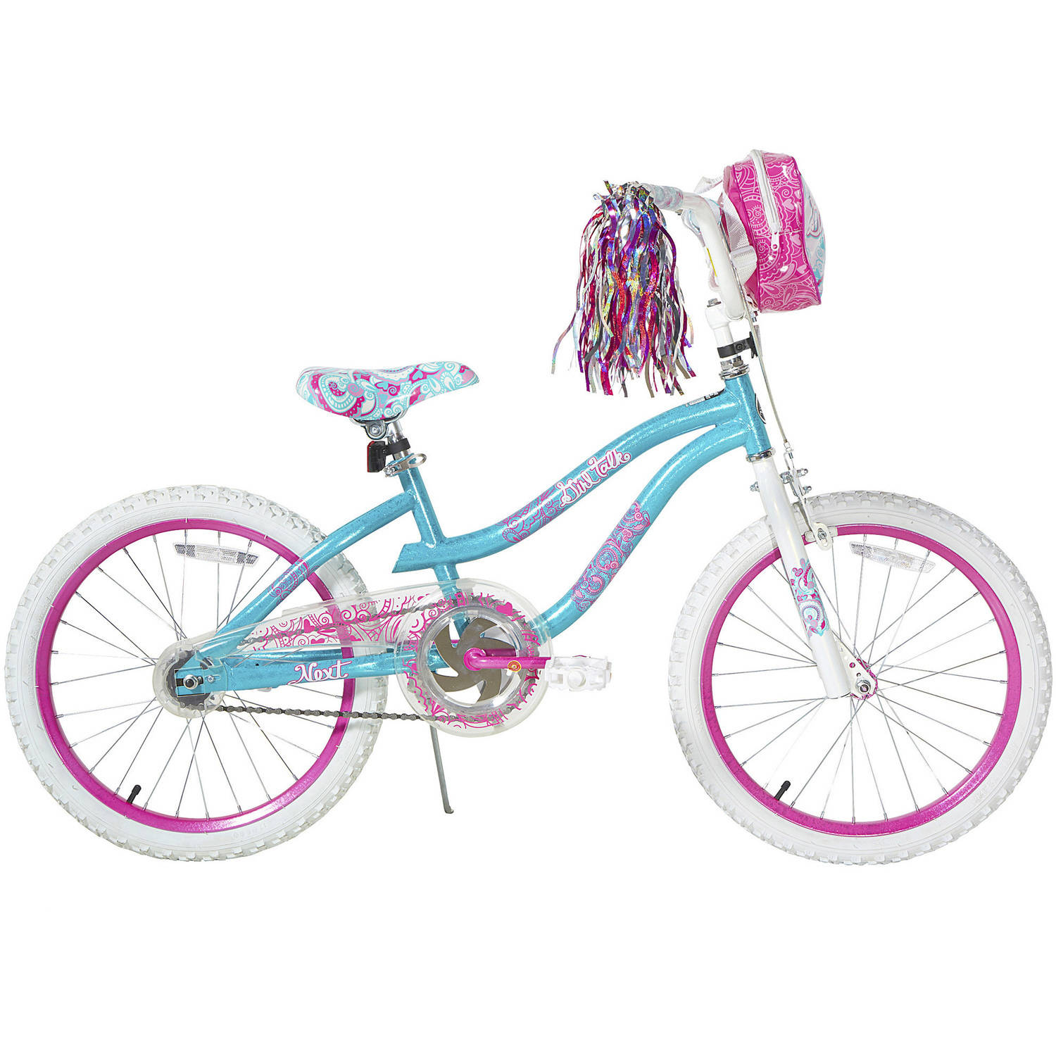 "20"" NEXT Girls' Girl Talk Bike"