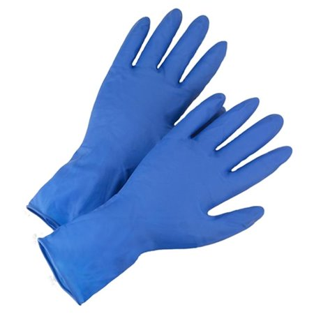High Latex Free Wall (West Chester 813-2550-L High Risk Blue 14 Mil Powder-Free Latex - Large Box 50)
